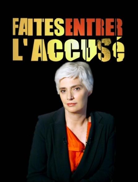 """Émission culte relatant les plus grandes affaires criminelles, c'est """"Faites Entrer l'accusé"""", présentée par Frédérique Lantieri, très souvent assistée de Dominique Rizet. À quel présentateur a-t-elle succédé en 2011 ?"""