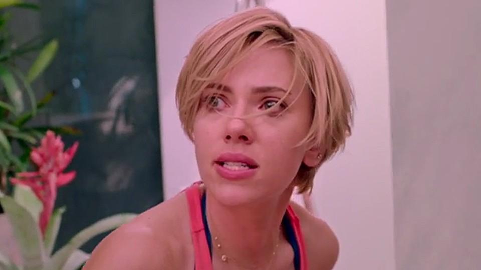 Scènes de films avec Scarlett Johansson