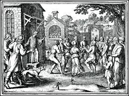 En 1518, dans quelle ville de France eut lieu la manie dansante ? (Épidémie de danse)