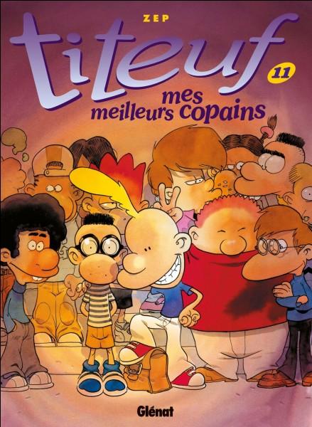 Au 23 juillet 2019, combien y a-t-il eu de bandes dessinées Titeuf ?