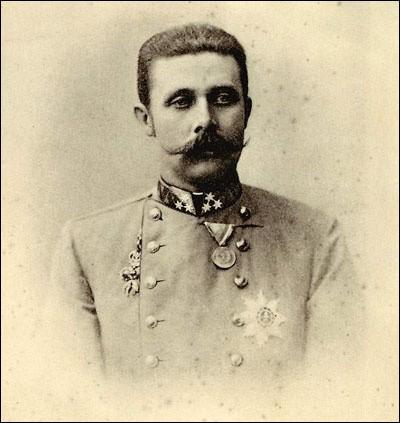 Quelle est la date de l'assassinat de l'archiduc François-Ferdinand d'Autriche à Sarajevo ?