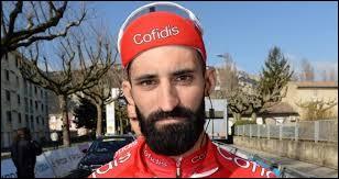 Coureur français ; professionnel depuis 2011 ; il fait partie de l'équipe Cofidis ; il a déjà participé 2 fois au Tour de France.Il s'agit de Geoffrey...