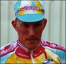 Professionnel de 1992 à 2005 ; champion de France sur route en 1995 ; champion de France contre-la-montre en 1996, 2002, 2003 et 2004 ; il a participé 7 fois au Tour de France et remporté l'étape des Champs-Élysées en 1994.Il s'agit d'Eddy...
