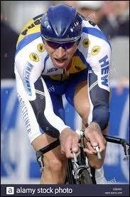 Professionnel de 1997 à 2006 ; champion d'Allemagne du contre-la-montre à 4 reprises ; il a participé 2 fois au Tour de France.Il s'appelle Michael...
