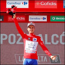 Coureur français ; professionnel depuis 2012 ; il fait partie de l'équipe Groupama FDJ ; en 2019, il participe à son 5e Tour de France.Il s'appelle Rudy...