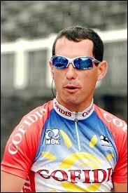 Il est Français ; professionnel de 1995 à 2002 ;il a participé deux fois au Tour de France.Vous souvenez-vous de Claude...