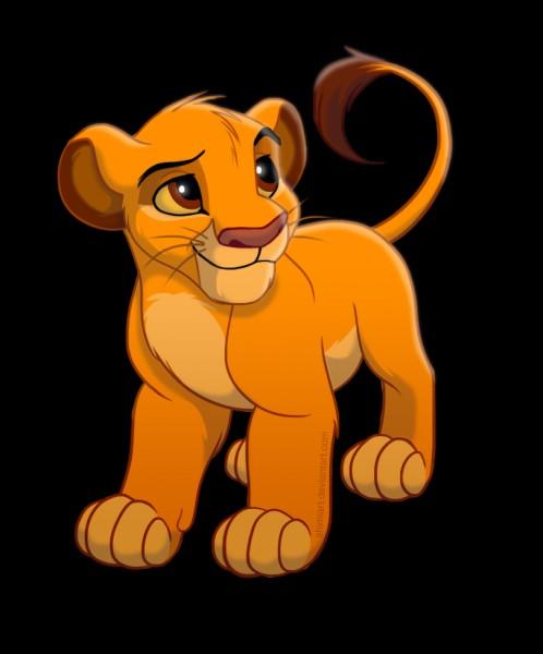 Comment s'appelle ce lionceau ?