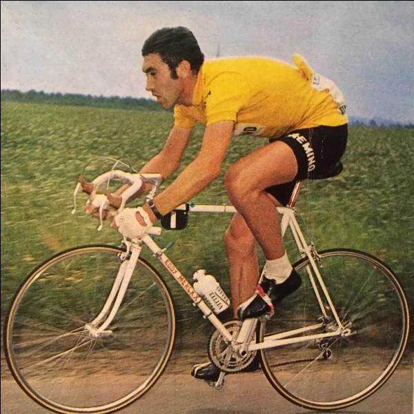 Qui n'est pas un cycliste de légende français ?
