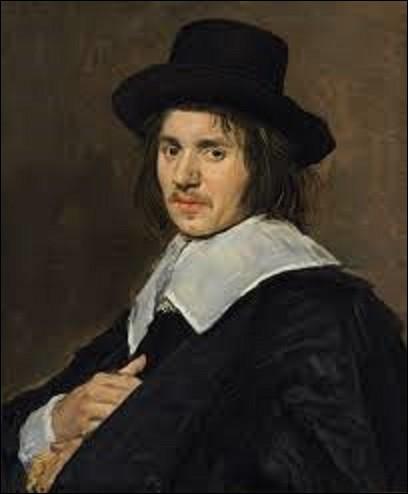 À quel baroque doit-on ce tableau intitulé ''Portait d'homme au chapeau'' peint en 1634 ?