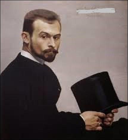 ''Félix Jasinski tenant son chapeau'' est une huile sur toile exécutée en 1887 par un nabi. De ces trois peintres de ce mouvement, lequel a réalisé ce tableau ?