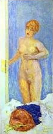 En 1911, quel nabi a exécuté ce tableau nommé ''Nu et chapeau de fourrure'' ?