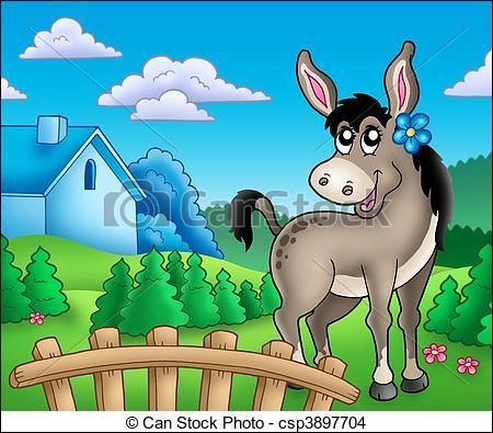 Comment se nomme l'hybride issu du croisement d'un âne et d'une jument ?