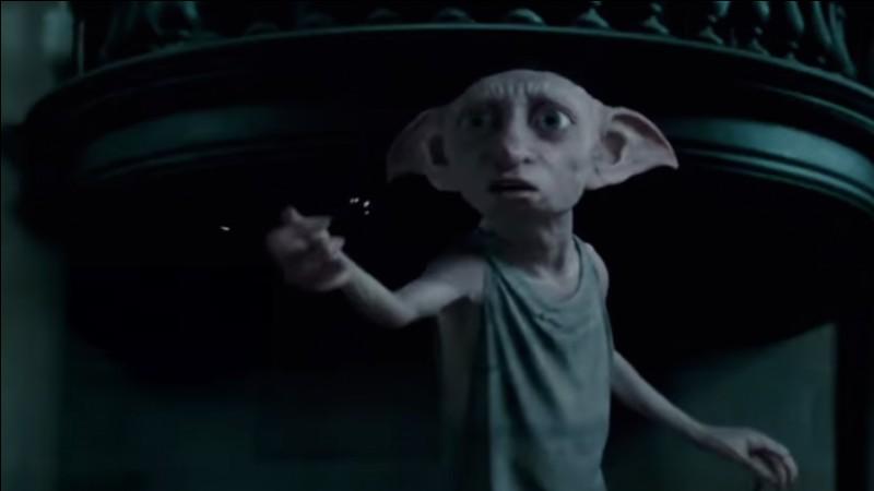 Quel est le nom de l'elfe de maison qui appartenait à Barty Croupton dans le tome 4 ?