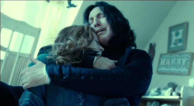 Quelle jour sont morts les parents de Harry ?