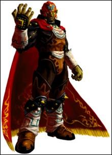 Quel est le grand méchant, le Némésis de Link ?