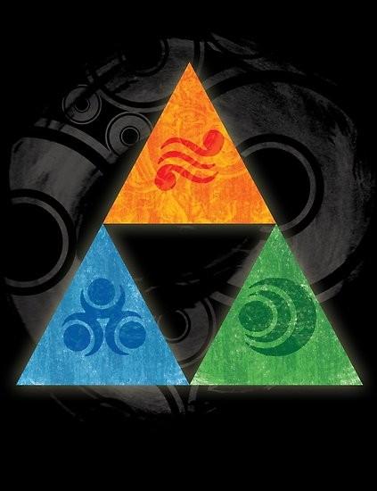 Quel fragment de la Triforce possède Zelda ?