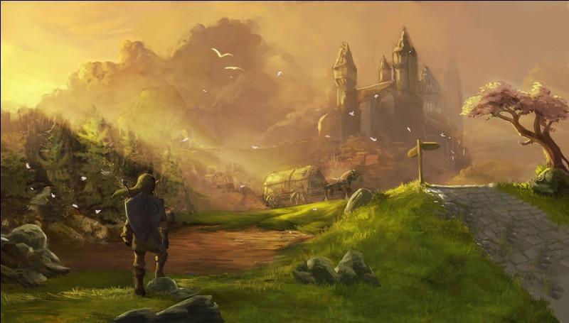 The Legend of Zelda : Le quizz