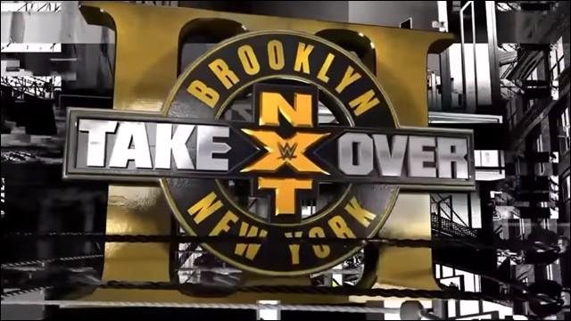 """Comment The Undisputed Era font-ils leur début au sein du roster de NXT lors de """"NXT Takeover Brooklyn III"""" diffusé le 19 août 2017 ?"""