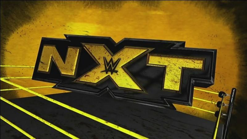 Quelle est la date de diffusion de WWE NXT ?