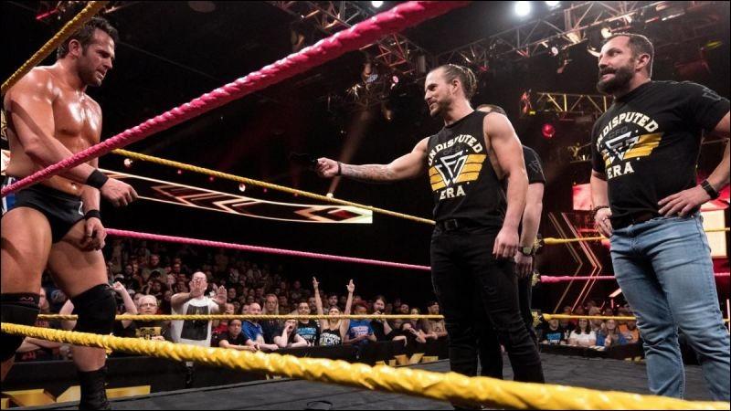 Dans quel NXT Takeover, Roderick Strong trahit-il Pete Dunne et devient le 4e membre des Undisputed Era ?