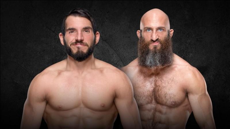 """Quelle a été la stipulation du match entre Johnny Gargano et Tommaso Ciampa lors de """"NXT Takeover Chicago II"""" diffusé le 16 juin 2018 ?"""