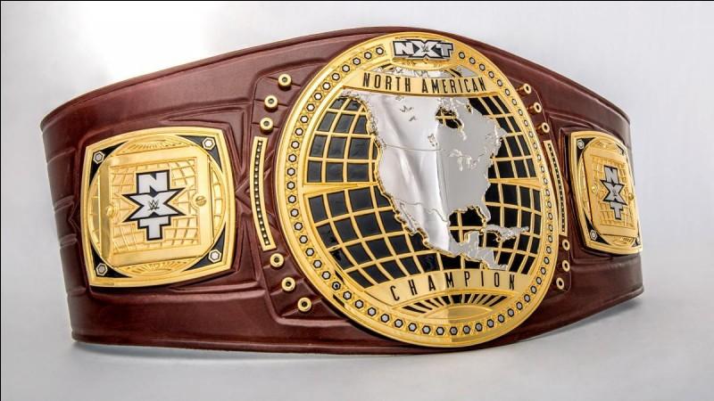 Lequel de ces catcheurs est devenu champion North American durant sa carrière à NXT, d'où le premier champion a été couronné le 7 avril 2018 ?