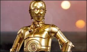 Connaissez-vous le visage d'Anthony Daniels, l'acteur retenu pour le rôle du droïde de protocole C-3PO durant tous les épisodes de la saga Star Wars ?