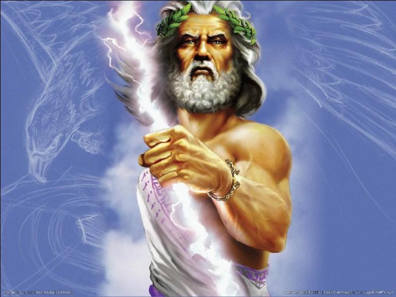 Qui étaient les parents de Zeus ?