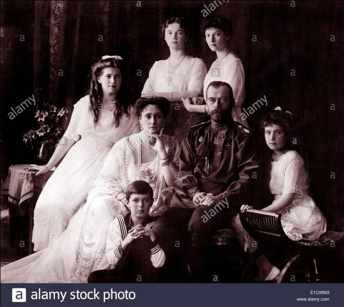 Quand le tsar Nicolas II et sa famille furent-ils assassinés ?