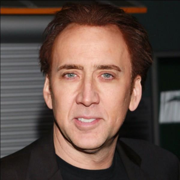 Je suis un acteur américain, j'ai joué dans Ghost Rider, je suis le neveu de Francis Ford Coppola, je suis...