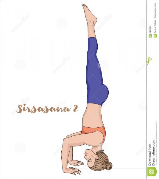 Au cirque c'est le trépied et au breakdance c'est...