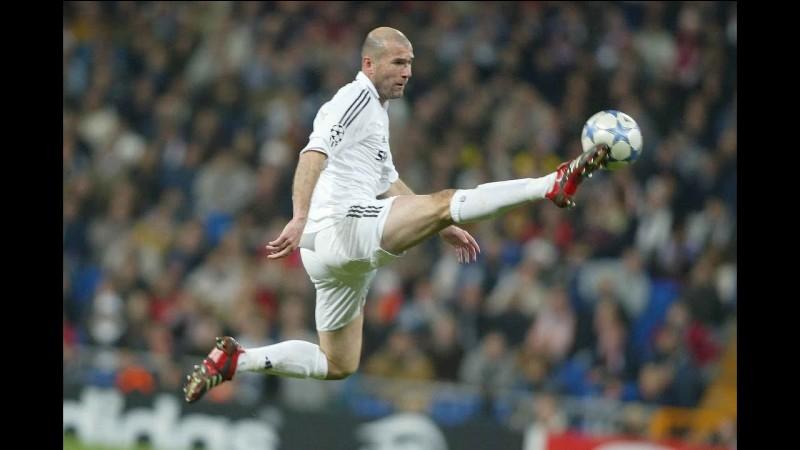 Dans quel grand club a évolué Zidane ?