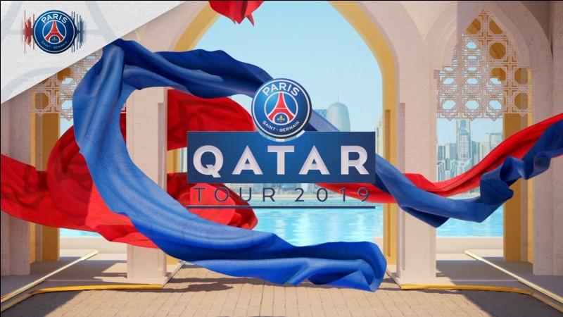 Depuis quand le PSG est au Quatar ?
