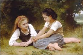 """Qui a peint ce tableau intitulé """"Les Noisettes"""" au XIXe siècle ?"""