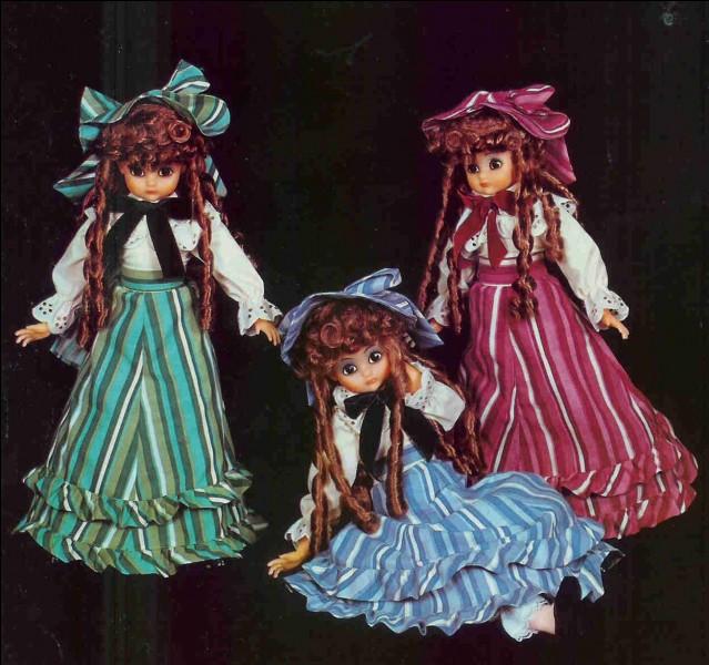 Comment s'appelle cette poupée Bella ?