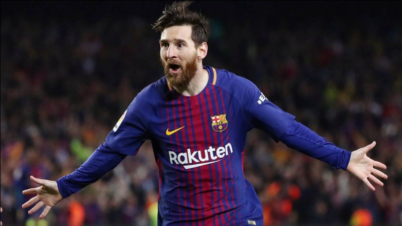 Combien Lionel Messi a-t-il marqué de buts durant sa carrière (actuellement) ?