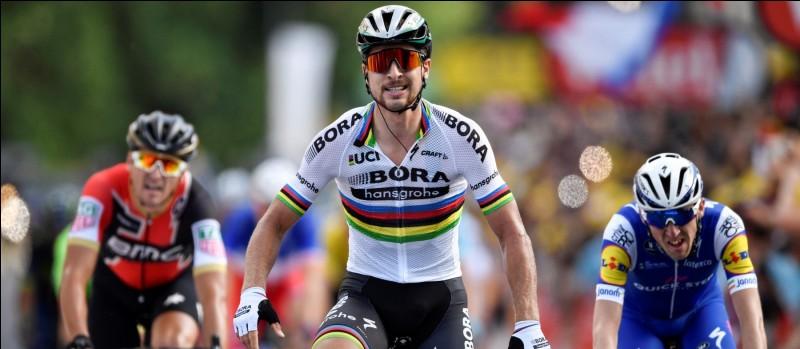 Quel âge avait-il lors de sa première participation au Tour de France en 2012 ?