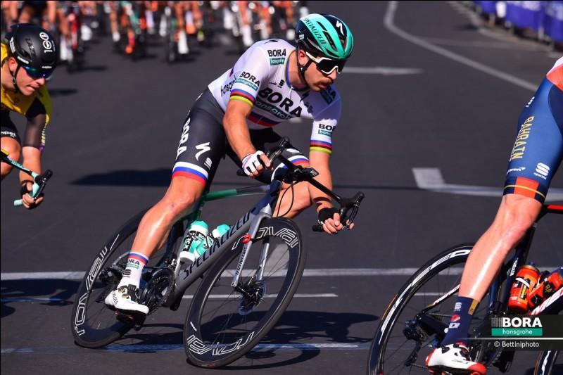 """En quelle année a-t-il remporté la course mythique du """"Paris-Roubaix"""""""