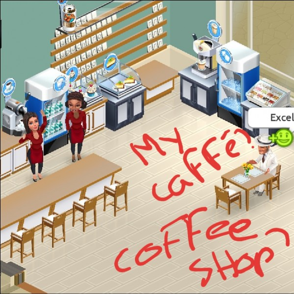 S'agit-il de My Café ou Coffee Shop ?