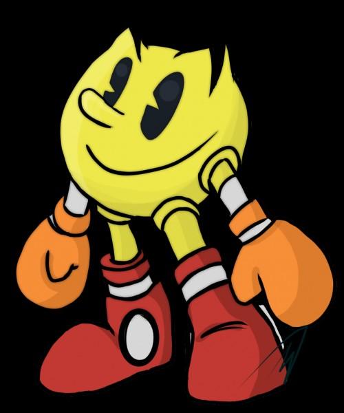 """Passons au dessin animé """"Pac-Man"""". Qui sont les amis de Pac-Man aka """"Pacster"""" ?"""