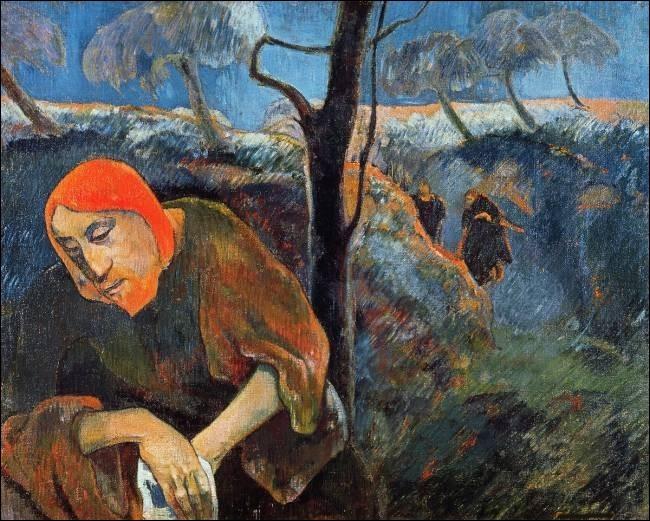 """Qui a représenté """"Le Christ au jardin des oliviers"""" ?"""