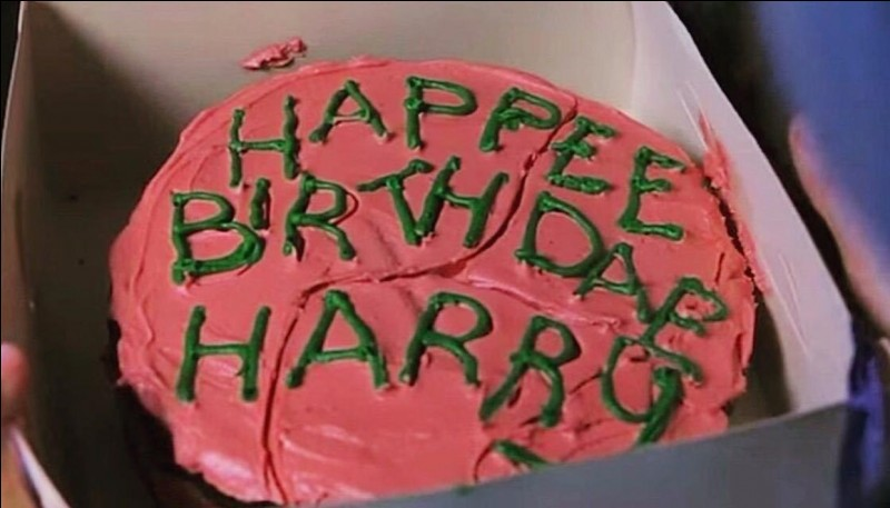 Quelle est la date d'anniversaire de Harry ?