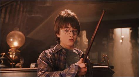 La description de la baguette de Harry :