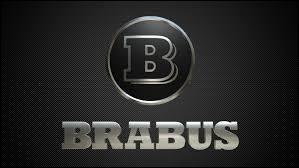Le préparateur automobile Brabus se base sur les modèles de série du constructeur...