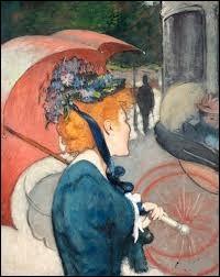 """À qui doit-on """"Femme à l'ombrelle"""" ?"""