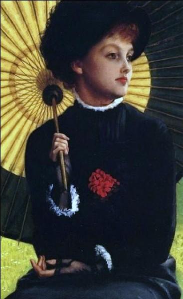 """À qui appartient le tableau """"Femme à l'ombrelle"""" ?"""