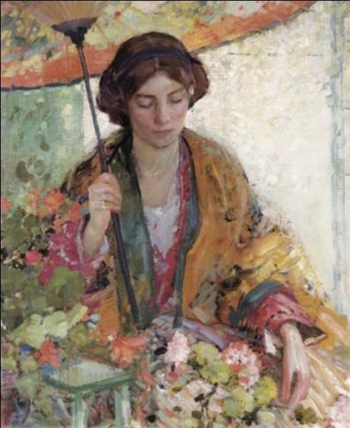 Quel peintre impressionniste américain a réalisé cette toile ?