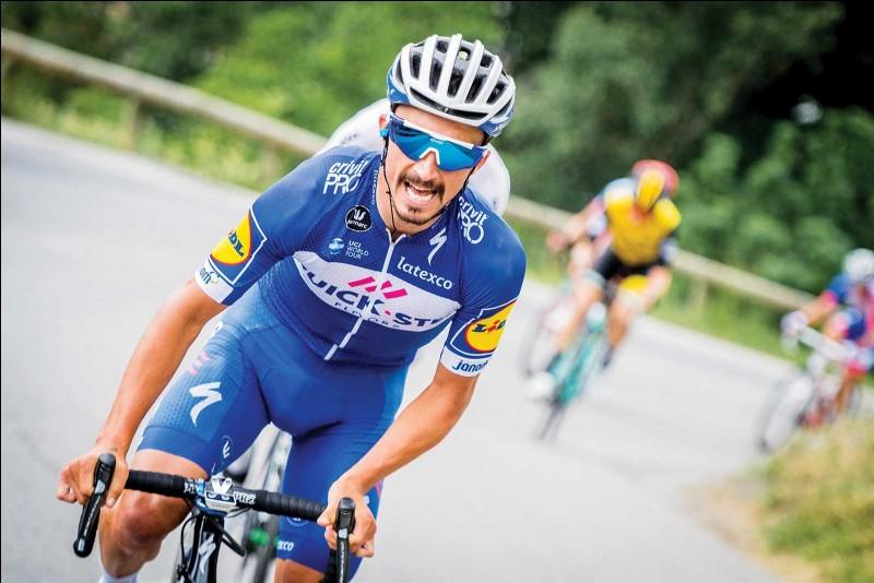 Quel maillot distinctif avait-il remporté lors du Tour de France en 2018 ?