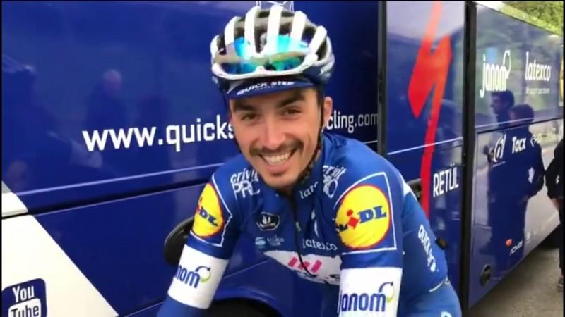 A-t-il déjà ramené le maillot blanc du meilleur jeune du Tour de France à Paris ?