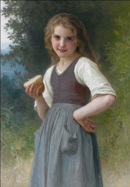 """Quel peintre a réalisé """"Le goûter aux champs"""" ?"""